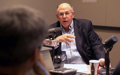 Baltimore Business Listens to AHA Business Radio from Allan Hirsh Advisors